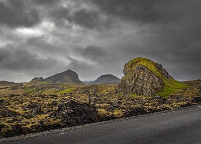 Little Knob in Iceland    Photography by Wayne Heim