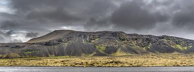 Vestrahorn Mountain  Photography by Wayne Heim