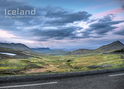 View From the Road   Photography by Wayne Heim