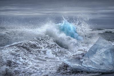 Angry Sea    Photography by Wayne Heim