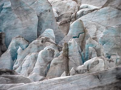 Breidamerkurjokull Glacier  Photography by  Wayne Heim