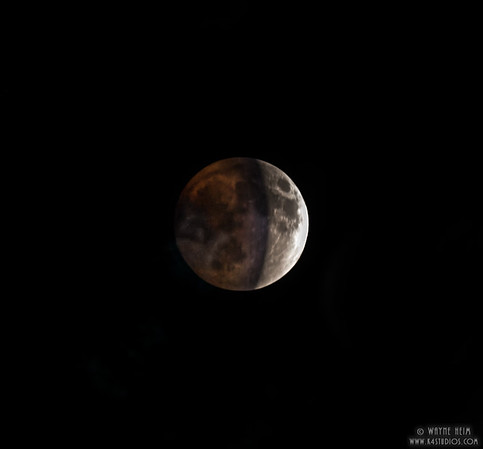 Eclipse     Photography by Wayne Heim