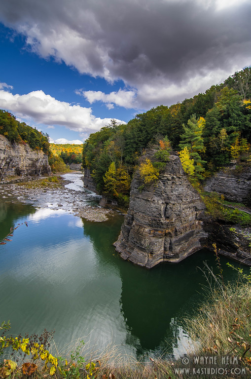 Quiet Canyon    Photography by Wayne Heim