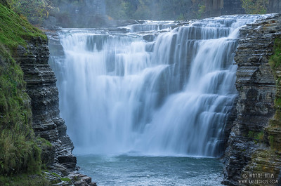 Another Waterfall   Photography by Wayne Heim