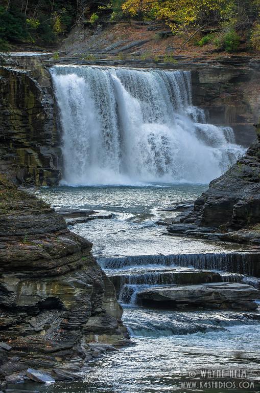 Rushing Water  Photography by Wayne Heim