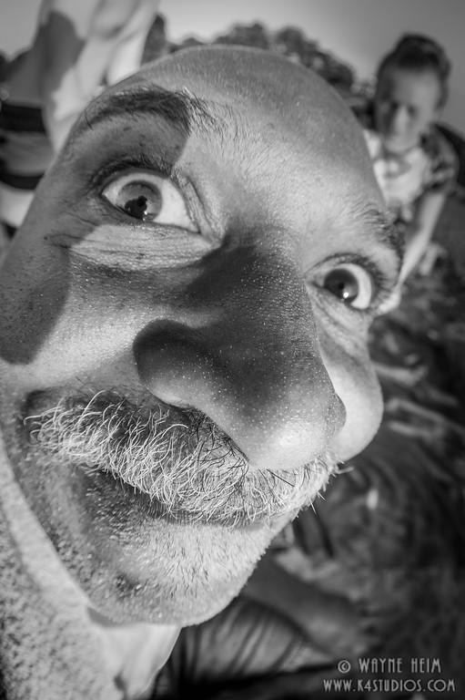 Big Nose   Photography by Wayne Heim