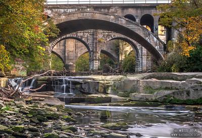 Berea Falls  Photography by Wayne Heim