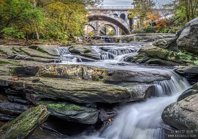 Little Berea Waterfalls  Photography by Wayne Heim