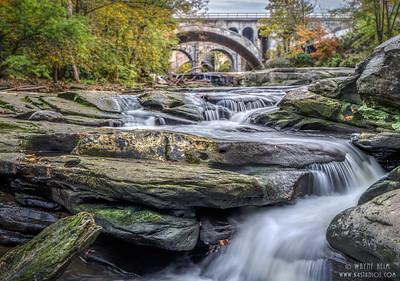 Little Berea Waterfalls  Photography by Wayne Heim