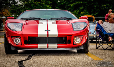 Classic Corvette -- Photography by Wayne Heim