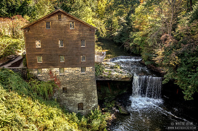 Mill House   Photography by Wayne Heim