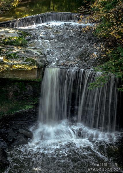 Waterfalls in Mill Creek   Photography by Wayne Heim