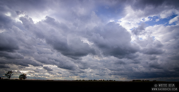 Cold Sky    Photography by Wayne Heim