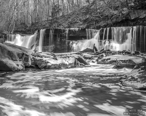 Looks Like Ice   Black & White Photography by Wayne Heim