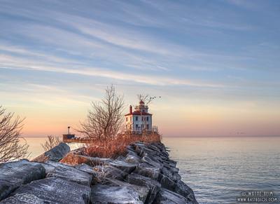 Lighthouse   photography by Wayne Heim