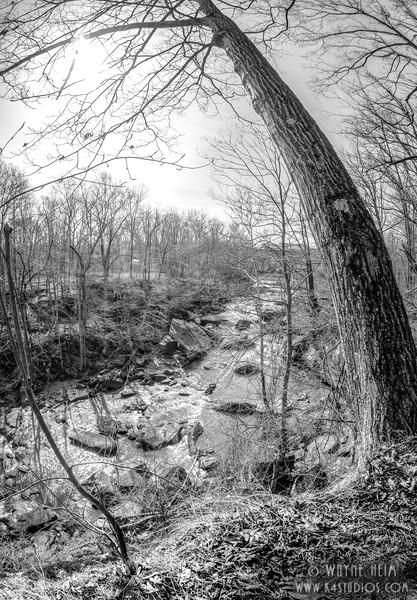 Little Bend   Black & White Photography by Wayne Heim