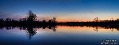 Panoramic Reflections    Photography by Wayne Heim