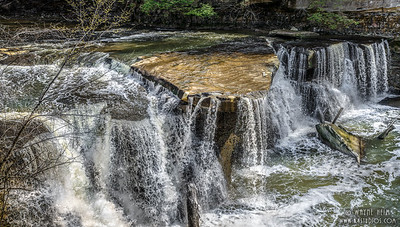 Dueling Falls 2   Photography by Wayne Heim