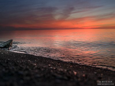 Night is Coming  Photography by Wayne Heim