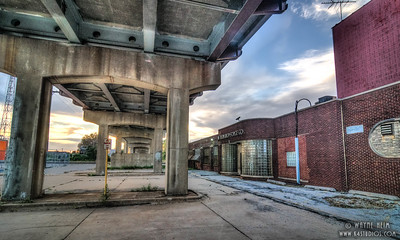 Underpass - Photography by Wayne Heim
