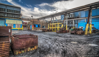 Forge Yard - Photography by Wayne Heim