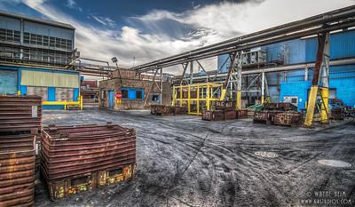 Forge Yard - Photography by Wayne Heim