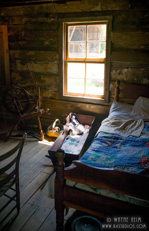 Bed Time  Photography by Wayne Heim