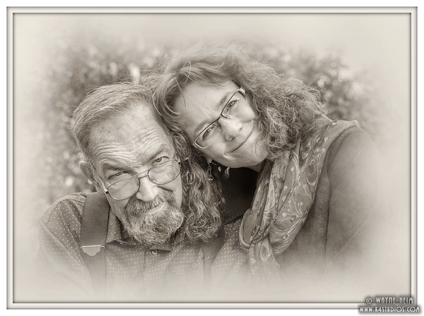 Father & Daughter   Photography by wayne Heim