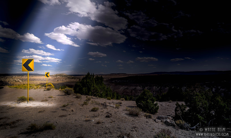 This Way    Photography by Wayne Heim
