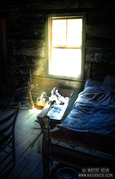 Bedtime     Photography by Wayne Heim
