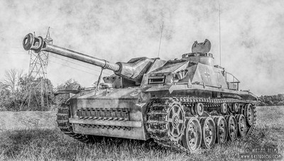 The Sherman   Black and White Photography by Wayne Heim