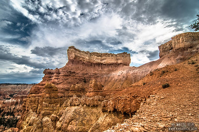 Plateau in Sky     Photography by Wayne Heim