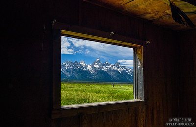Window on the World   Photography by Wayne Heim