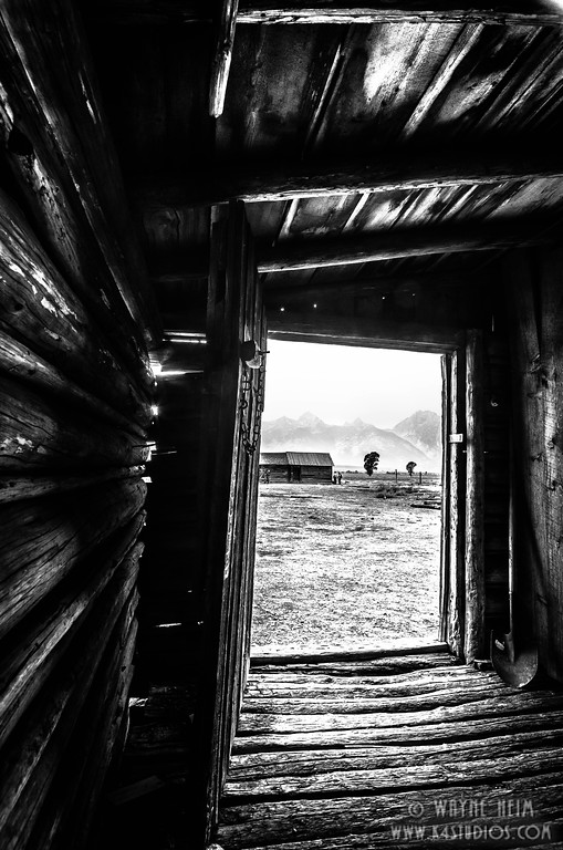 """Through the Door"". Photography by Wayne Heim"