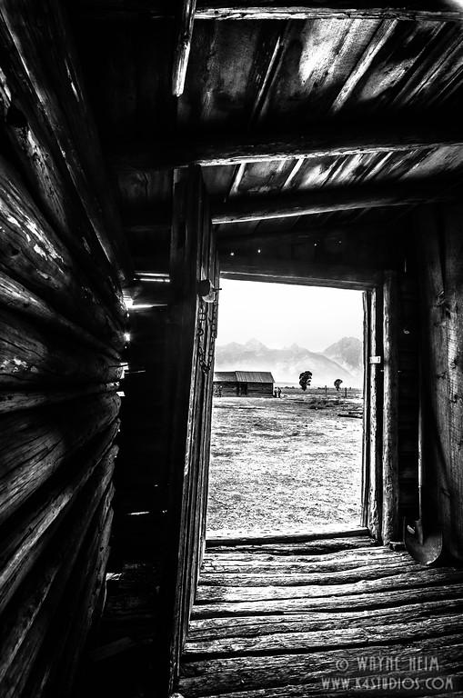 """""""Through the Door"""". Photography by Wayne Heim"""