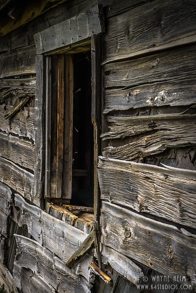 Window   Photography by Wayne Heim