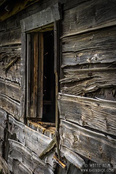 Window   Photography by Wayne Heim