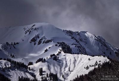 Majestic Ridge, Photography by Wayne Heim