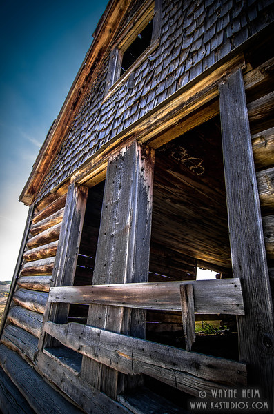 Weathered    Photography by Wayne Heim