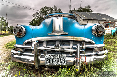 Texas Pontiac  Photography by Wayne HEim