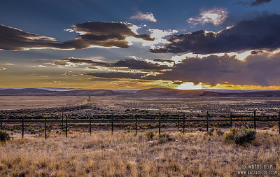 Goodnight Sun  Photography by Wayne Heim