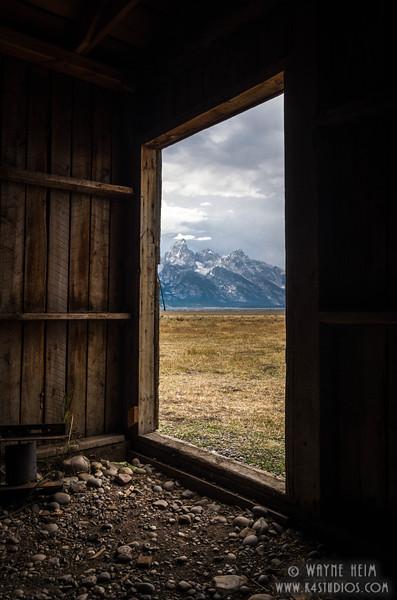 Mountain View. Photography by Wayne Heim