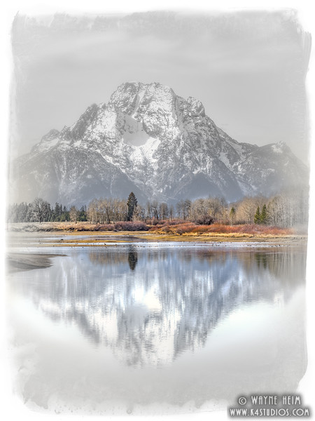 The Grand  Peak   Photography by Wayne Heim