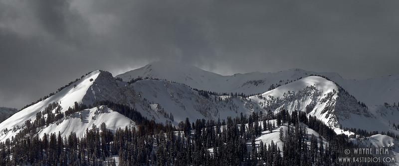 Snow Majesty - Photography by Wayne Heim