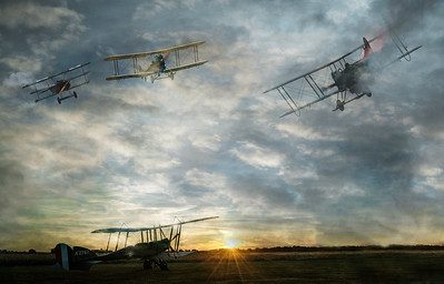 Dogfight at Dawn By David Stoddart