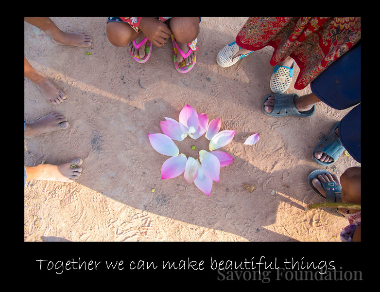 Together We Can Make Beautiful Things