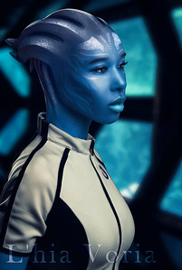 asari photoshop manipulation sci fi
