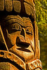 Totem Face-stylized