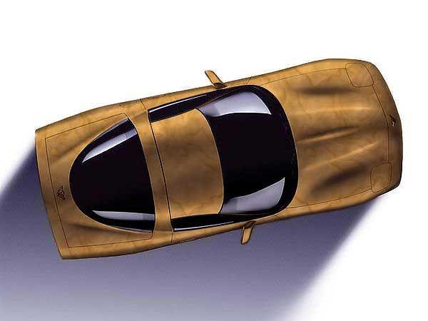 Woody Corvette