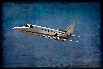 Photo Tom Jenkins Sabreliner